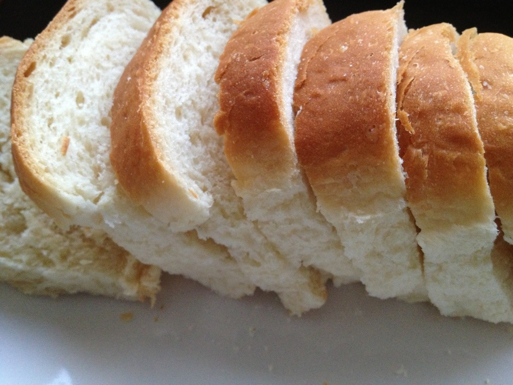 milk bread also known hokkaido milk loaf is a soft using hokkaido milk ...